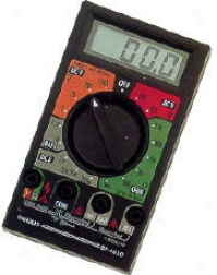 Equus Digital Multimeter (10megohm)