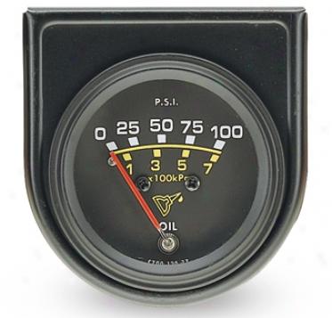 Equus Oil Pressure Gauge