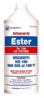 Ester Refrigerant Oil 1 Qt.