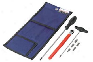 Euro Door Hinge & Haft Adjusting Kit