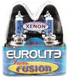 Eurolite Xenon Fusion Sefies Headlight Bulbs