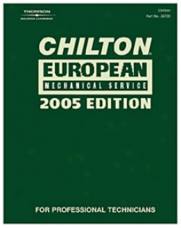 European Professional Ssrvice Manual - 2005 Edition