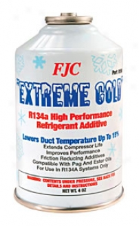 Extreme Cold R134a High Performance Refrigerant Additive