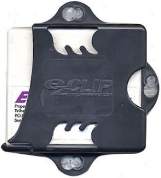 Ez-clip Electronic Ez-pass Holder