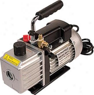 Fjc 3.0 Cfm Doubled Port Vacuum Pump
