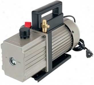 Fjc 5.0 Cfm Twin Port Vacuum Pump