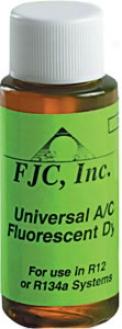 Fjc Universal A/c Fluorescent Dye-1 Oz.
