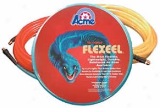 Flexeel? Reinforced Polyurethane Air Hosse - 3/8'' X 25 Foot