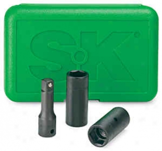 Flip Im0act Socket Set - 3 Pc.