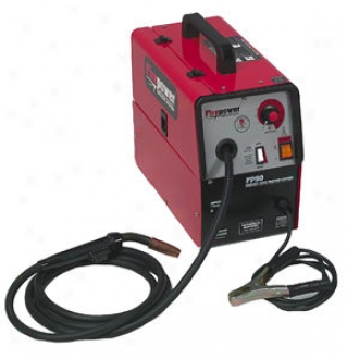 Flux Core Wire Feed Welder - 88 Amp 115v - Fp90