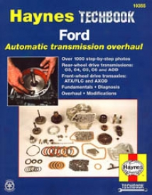 Ford Automatic Transmission Overhaul Of the hand