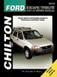 Ford Escape/mazda Tribute (2001-03) Chilton Manual