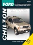 Ford Explorer/mercury Mountaineer (2002-03) Chilton Mnual