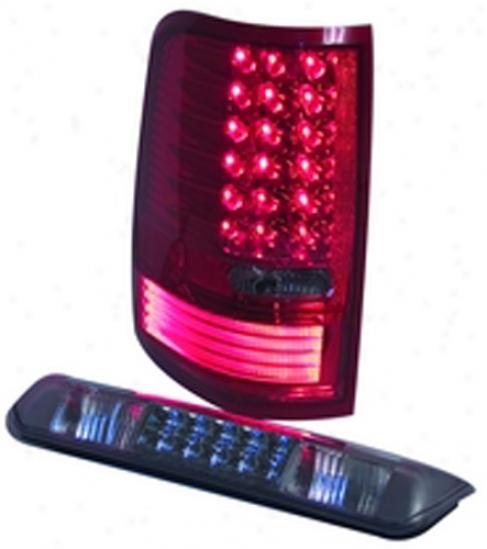 Ford F-150 Led/celis Skirt Light Replacement Kit (2004-2008)