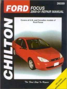 Ford Focus (2000-05) Chilton Manual