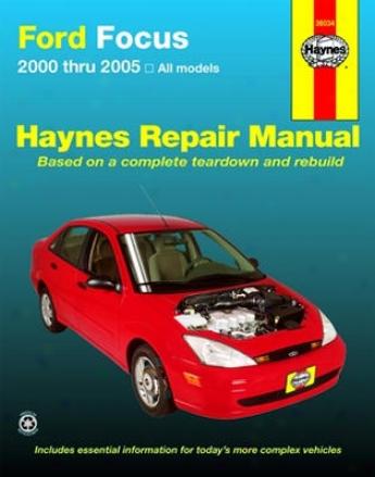 ford fusion haynes manual pdf