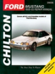 Ford Mustang (1989-93) Chilton Manual