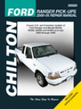 Ford Ranger/mazda Pick-ups Chilton Repair Manual (2000-2008)