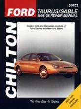 Ford Taurus/mercury Sable (1996-05) Chilton Manual
