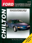 Wade through Thuneerbird/mercuty Cougar (1983-97) Chilton Manual