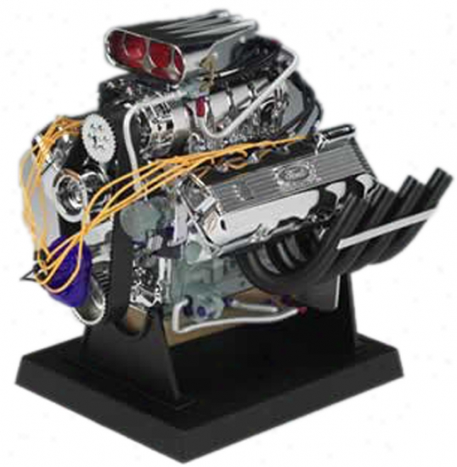 Ford Top Fuel Dagster Die-cast Engine