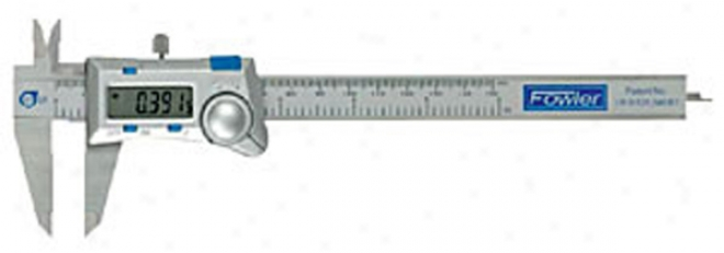 Fowler 6''/150mm Electronic Caliper - Ip54