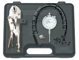 Fowler Disc And Rotor/ball Joint Gage