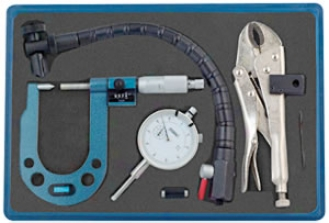 Fowler Disc & Rotor Combo Kit - Sae