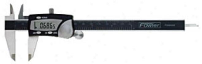 Fowler Electronic Caliper - 0 To 6''/150mm