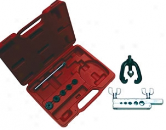 Fractional Double Flaring Tool Kit