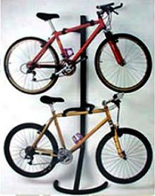 Independent Standing Bike Racl