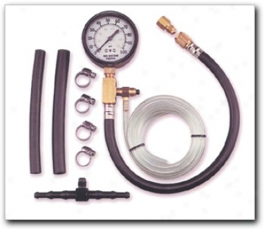 Fuel Injection Pressure Tester By Equus