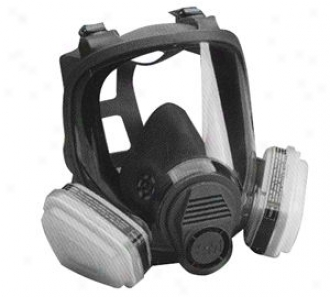 Full-facepiece Spray Paint Respirator - Organic Vapor