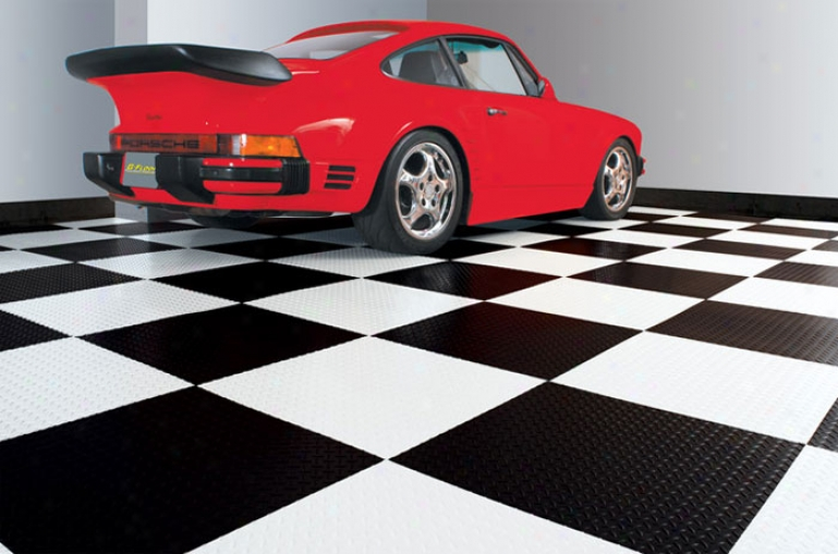 G-floor Raceday Peel And Stick Tiles