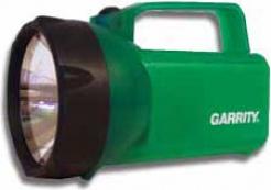 Garrity 6v Lanterm I Beam Flashlight