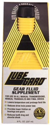 Gear Fluid Supplement By Lubegard (8 Oz.)