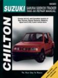 Geo Tracker, Suzuki Samurai/sidekick (1986-98) Chilton Manual