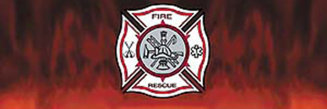 Glasscapes Firefighter Symbol Decal