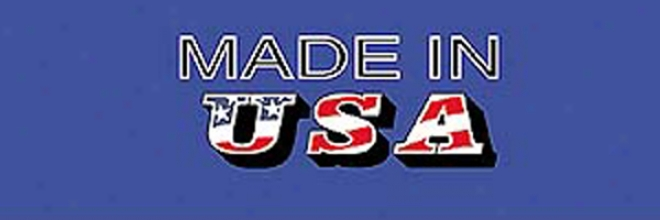 Glasscapes Made In Usa Decal