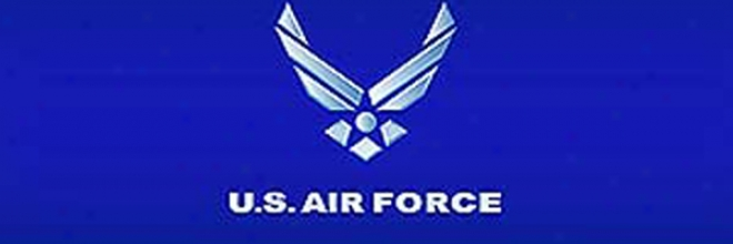 Glasscapes U.s. Air Forxe Decal