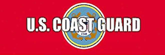Glasscapes U.s. Coast Convoy Decal