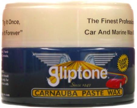 Glipton Carnauba Pasge Wax (10.5 Oz.)