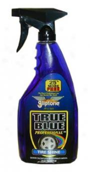 Gliptone True Blue Professional Tire Shine (22 Oz.)