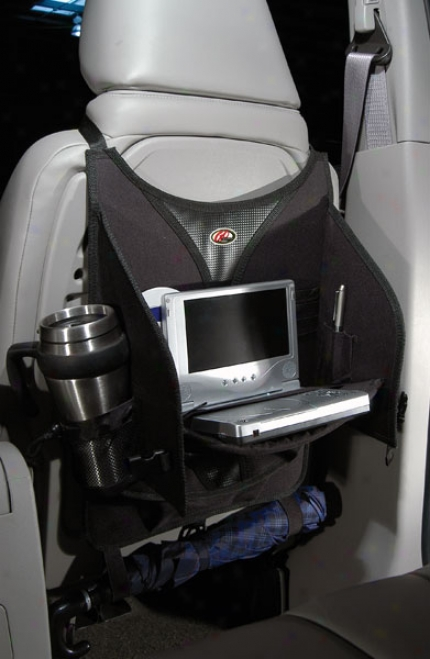 Go Gear Over The Seat Organizer