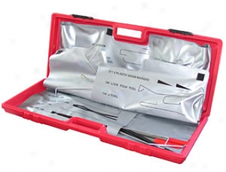 Grand Master Automotive Lock-out Tool Kit