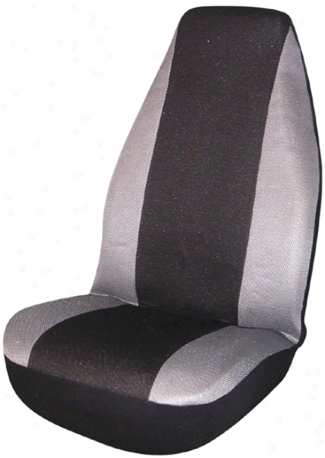 Gray Cool Rid3 Univedsal Bucket Seat Cover