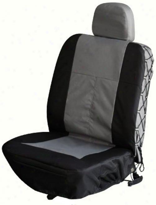 Gray Trekker Bucket Seat Cover