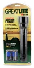 Greatlite Heavy Duty 2d Aluminum Flashlight