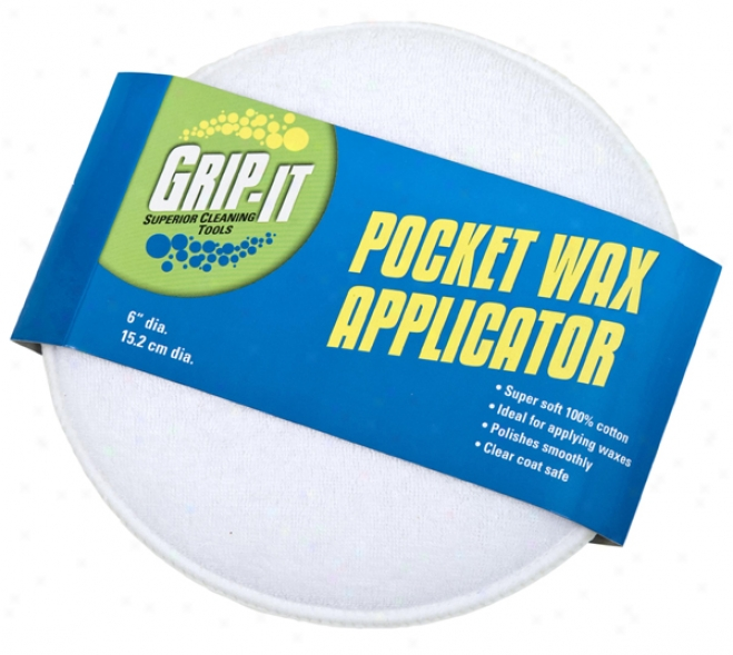 Grip It? 6'' Cotton-wool Wax Applicaor