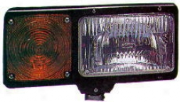 Grote Perlux? Snowplow Light Kit With Harness